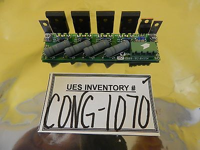 Dynatronix 138-0352-01 Thermal Contact Relay Board PCB 190-0352-00 Used Working