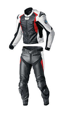 Motorbike Leather Suit Motogp Racing Mens Motorcycle Leather Jacket Trouser