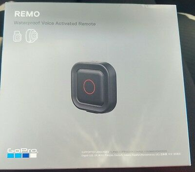 GoPro Remo GVRC1 Waterproof Voice Activated Remote - NEW IN BOX