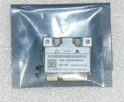 New Genuine Dw1397 Broadcom 4312 Fr016 Kw770 Bcm94312Hmg Wireless Card Wifi Card