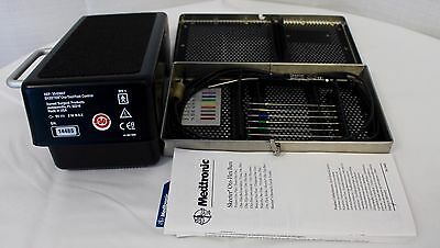 Medtronic Skeeter Otologic Drill System 30-55600 with Accelerator Foot Control