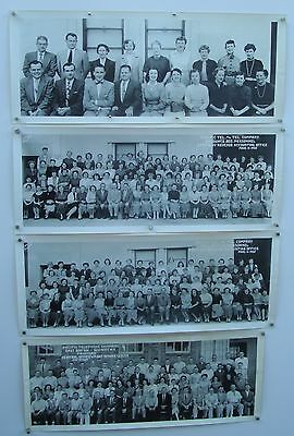 4 vtg 1955 pacific telephone company photos san francisco bay area Oakland bell