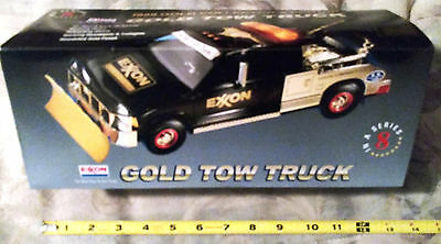 Exxon - 1999 Gold Edition Tow Truck - Sounds, Moving Parts