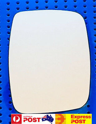 LH side mirror glass to suit MERCEDES BENZ VITO 1996-03/2004 Heated Convex