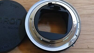 Tamron Adaptall 2 adapter for Konica AR mount