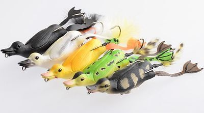 Savage Gear 3D Hollow Duck Duckling Fruck Surface Lure ALL VARIETIES Fishing