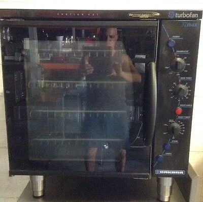 BAKBAR E32max Turbofan Oven Commercial Kitchen RESTAURANT CAFE