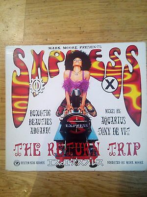 S'express - Theme From S'xpress (The Return Trip) - 1996 Mixes - Cd Single