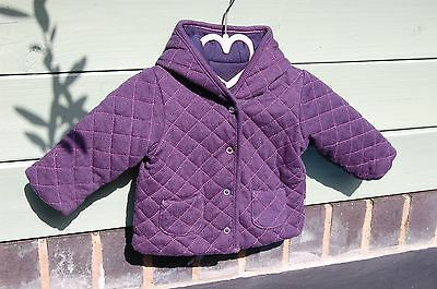 M&S padded jacket,  A must See.0-3 months