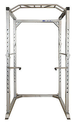 Heavy Duty Power Rack Squat Cage Machine Deadlift Pull Up Bar Dips Home Gym