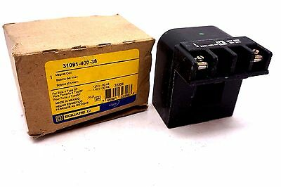 New Square D 31091-400-38 Magnetic Coil 3109140038