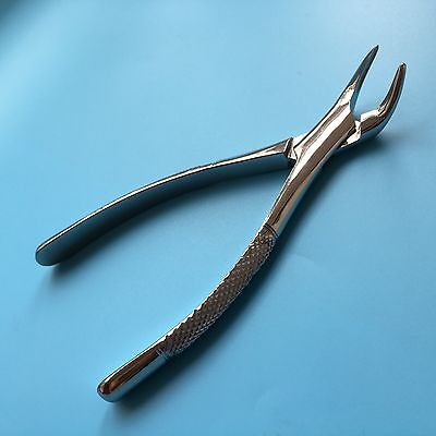 Dental Extraction Forceps Jaw Molars Tooth 44 # Oral Instruments Surgical Pliers