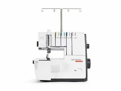 Bernina Bernette B42 Chainstitch Coverstitch Sewing Machine