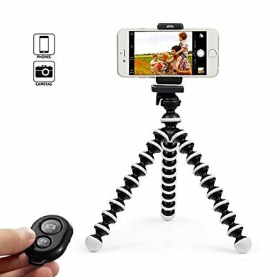 KCOOL Octopus Style Portable and Adjustable Tripod Stand Holder for iPhone, Cell