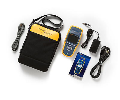 Fluke Networks AirCheck Wireless Wi-Fi Tester Network Signal Strength Tester