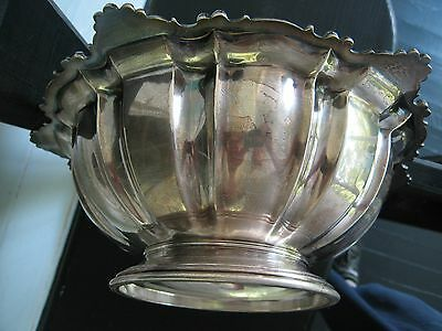 Lovely Heavy Sterling Silver Frank Herschede Co. Bowl
