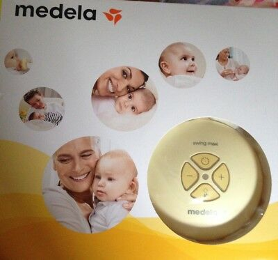 2 X Medela Pump - 1 Electric - 1 Manual