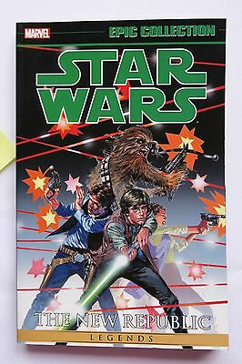 Star Wars The New Republic Vol 1 Marvel Epic Collection Graphic Novel Comic Book