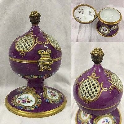 Meissen Marcolini Ottoman marketing 1770-1780