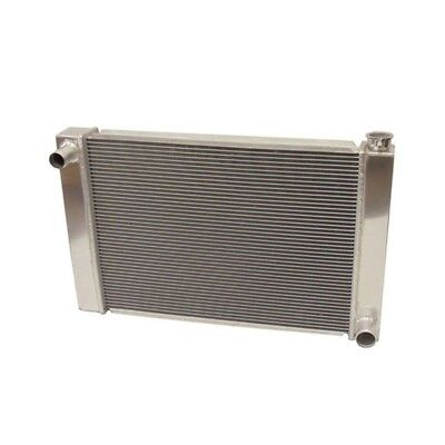 "For SBC BBC Chevy GM Fabricated Aluminum Radiator 22"" x 19"" x3'' Overall"
