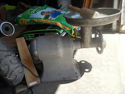 Hobart model 4612 meat grinder with attachments parts still available