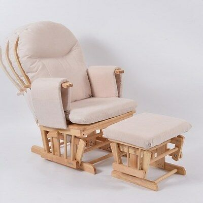 Habebe Glider Rocking Nursing Chair Without Footstool