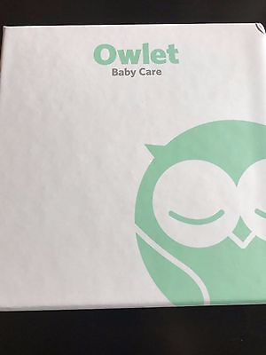 Owlet Baby Monitor Infant Heart Rate Oxygen Foot Sock Health Brand New