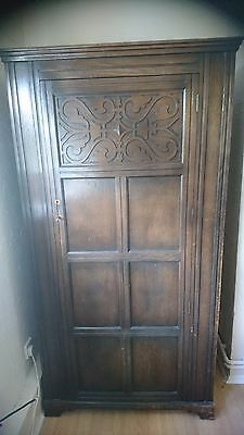 French Armoire Wardrobe wooden