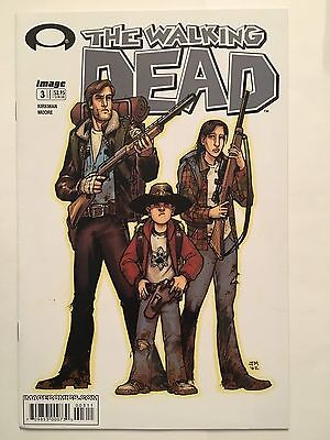 Walking Dead #3 1st Print NM Image Comics