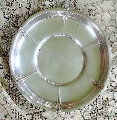 sterling silver plate 254