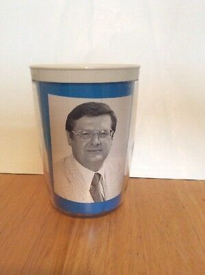 Joe B. Hall Kentucky Wildcats 1980's Cup