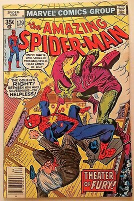 The Amazing Spider-Man #179 (1978, Marvel)