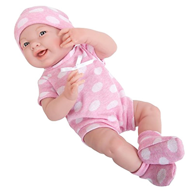 Play Doll La Newborn Realistic All Vinyl with Anatomically Correct Doll Detail