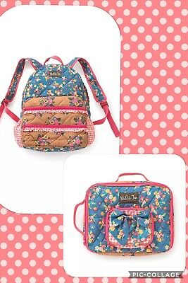 Matilda Jane Scholarly Me Backpack And Lunchbox Set