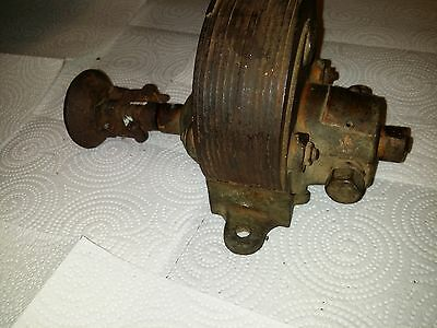 MOTSINGER D.C. MAGNETO Hit and Miss Old Gas Engine Auto Sparker Mag
