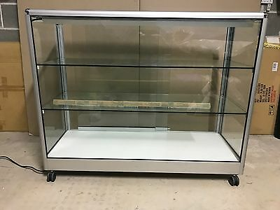 Glass display cabinet (two available price is each).