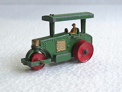 LESNEY MATCHBOX #1 Diecast DIESEL ROAD ROLLER 1953 Used No box