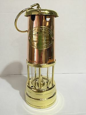 Brass Miners Lamp