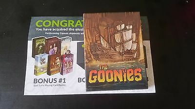 ThinkGeek Capsule Bonus Loot - Goonies Playing Cards