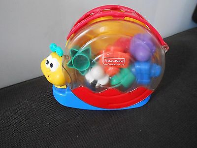Jeu ESCARGOT FORME de Fisher Price