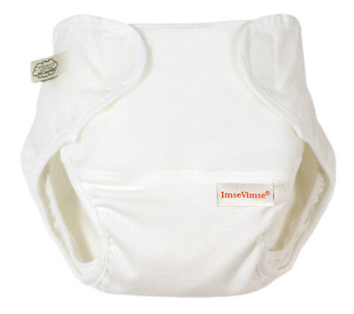 Organic Cotton Nappy Cover - Range of Sizes for Newborn to Toddlers