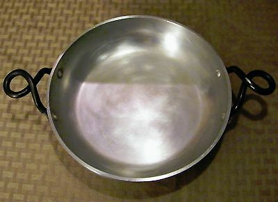 "Wear Ever Hallite aluminum 8"" pan No. 2308 great for Tapas"