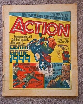 Action comic - Dated 03/07/1976
