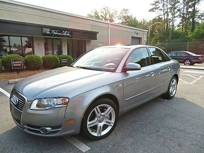 2007 Audi A4  2007 AUDI A4 2.0 PRIVATE SELLER , SERVICED AND CLEAN CARFAX 80K MILES