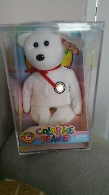 Ty Beanie Baby. Color Me Beanie. Mint condition. Never Used.