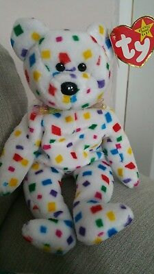 TY Beanie Baby. TY 2K. Mint Condition. Very Rare. 5 errors.