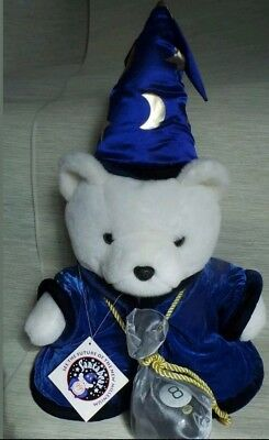 1999 Dayton Hudson Wizard Bear - With Tags and Bags