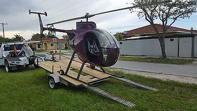 Mini 500 Helicopter Experimental Air Craft