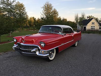 1955 Cadillac Other  1955 Cadillac Coupe DeVille, 52k Original Miles, Restored, Immaculate Condition