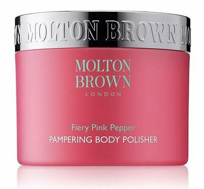 Molton Brown Fiery Pink Pepper Pampering Body Polisher 50ml